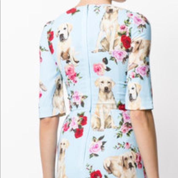 3063943d Dolce & Gabbana Dresses & Skirts - ISO Mimmo print cady Dolce & Gabbana